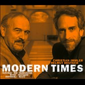 Modern Times / Songs by Schreker, Gal, Eisler, Korngold, et al. / Christian Immler, bass-baritone
