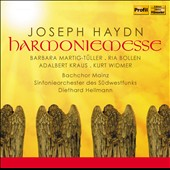 Haydn: Harmoniemesse / Martig-Tuller, Bollen, Kraus, Widmer