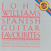 Spanish Guitar Favorites / John Williams