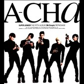 Super Junior: A-Cha [Digipak]