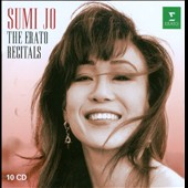 The Erato Recitals / Soprano Sumi Jo (10 CDs)