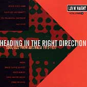 Various Artists: Heading in the Right Direction