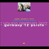 Daerr/Sieverts/Jütte: Germany 12 Points