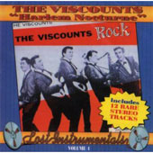 The Viscounts (US): Lost Instrumentals, Vol. 1