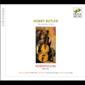 Henry Butler: The Division Violist / Roberto Gini, Marco Angilella, Sara Dieci, Elena Spotti