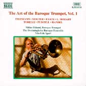 The Art of the Baroque Trumpet Vol 1 / Eklund, Sparf, et al