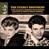 The Everly Brothers: Five Classic Albums
