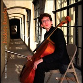 Music for solo cello by Bach, Berio, Dutilleux and Ligeti / Frederic Rosselet, cello