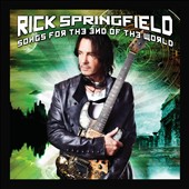 Rick Springfield: Songs for the End of the World