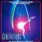Dennis McCarthy: Star Trek: Generations [Original Motion Picture Soundtrack]
