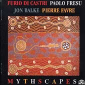 Furio Di Castri: Mythscapes