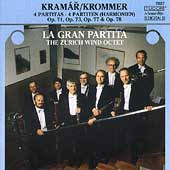 Krommer: 4 Partitas / La Gran Partita