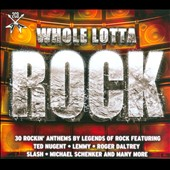 Various Artists: Whole Lotta Rock [Digipak]