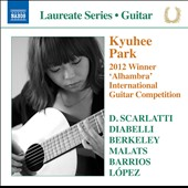 Laureate Series, Guitar: 2012 Winner
