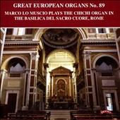 Great European Organs, No. 89