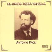 Il Mito dell'Opera - Antonio Paoli
