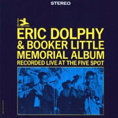 Eric Dolphy/Eric Dolphy Quintet: Memorial Album