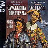 Mascagni: Cavalleria Rusticana; Leoncavallo / Morelli, et al