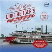 Duke Heitger/Duke Heitger's Steamboat Stompers: Duke Heitger's Steamboat Stompers, Vol. 2