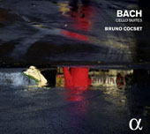 Bach: Cello Suites / Bruno Cocset, Baroque cello