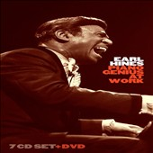 Earl Hines: Piano Genius at Work [Box] *