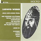 Ludwig Weber - Recital - Wagner, Schubert, Loewe, et al