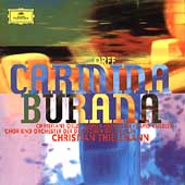 Orff: Carmina Burana / Thielemann, Oelze, Keenlyside, et al