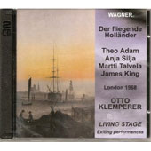 Wagner: Der Fliegende Holl&auml;nder / Klemperer, Adam, et al