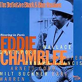 Eddie Chamblee: Blowing in Paris