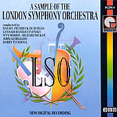 A Sample of the London Symphony Orchestra / Hickox, et al