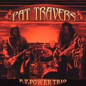 Pat Travers: P.T. Power Trio