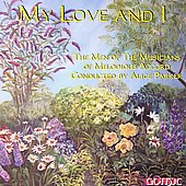 My Love and I / Parker, Musicians of Melodious Accord