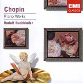 Chopin: Piano Works / Rudolf Buchbinder