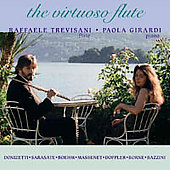 The Virtuoso Flute / Trevisani, Girardi
