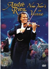 Andre Rieu / New Year's In Vienna / [DVD]