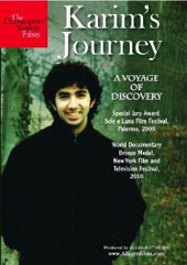 Karim's Journey - A Voyage of Discovery, a film which traces the development of an exceptional talent from childhood to maturity / Karim Said, piano [DVD]