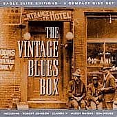Various Artists: The Vintage Blues Box