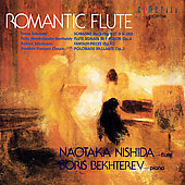 The Romantic Flute - Schubert, Chopin, et al / Nishida