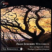 The Romantics Vol 5 - Schubert: Winterreise / van Egmond