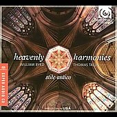 Heavenly Harmonies - Byrd, Tallis / Stile Antico