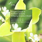 Mozart: Piano Concertos no 24 & 25, etc / Cooper, Northern Sinfonia