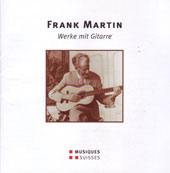 Martin: Works for Guitar / Harald Stampa, et al