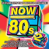 Various Artists: Now That's What I Call the '80s, Vol. 2