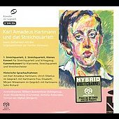 Karl Amadeus Hartmann: Complete Works with String Quartet / DoelenKwartet