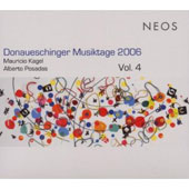 Donaueschinger Musiktage 2006, Vol. 4 [Hybrid SACD]