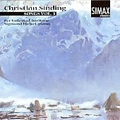 Christian Sinding: Songs, Vol. 3