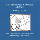 Concerto for Piano and Orchestra in E Minor