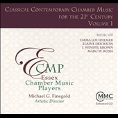 Classical Contemporary Chamber Music for the 21st Century, Vol. 1