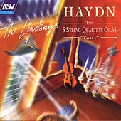 Haydn: 3 String Quartets Op 54 / The Lindsays