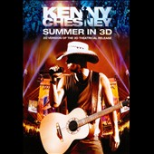 Kenny Chesney: Summer (3-D) [DVD]